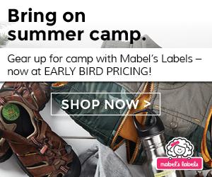 Shop Summer Camp Labels at Mabel's Labels
