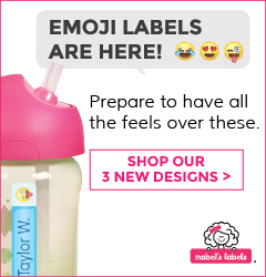 Emoji Labels are Now Available at Mabel's Labels