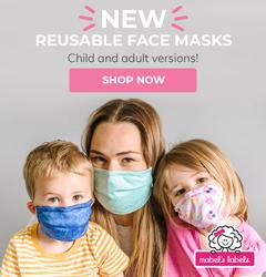 face masks for kids