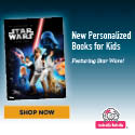 Star Wars Personalized Book
