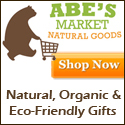 Natural, organic and eco-friendly gifts
