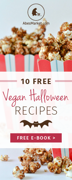 10 Free Vegan Halloween Recipes