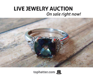 Tophatter Jewelry Auction