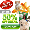 Pet Warehouse 125x125 banner