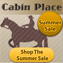 Cabin Place Summer Sale
