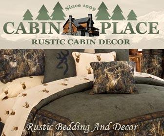 Rustic Cabin furniture