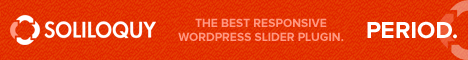 Soliloquy - The Best Responsive WordPress Slider Plugin. Period.