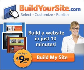 Custom Website In Just Ten Minutes!