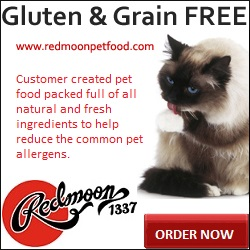 RedMoon Pet Food Gluten Free Custom Food