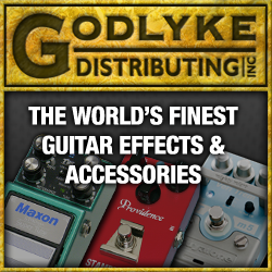 guitar effects and accessories