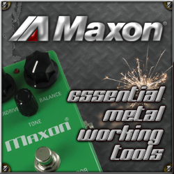 maxon guitar effects pedals