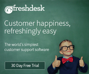 Customer happiness refreshingly easy
