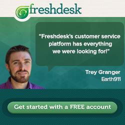 Help Desk Software by Freshdesk