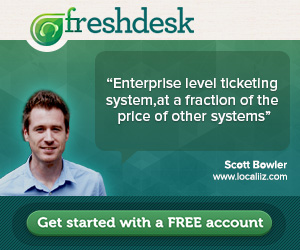 Help Desk Software by Freshdesk