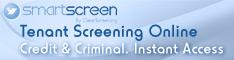 Tenant Screening Online. Credit & Criminal. Instant Access.
