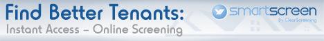 Find Better Tenants: Instant Access - Online Screening