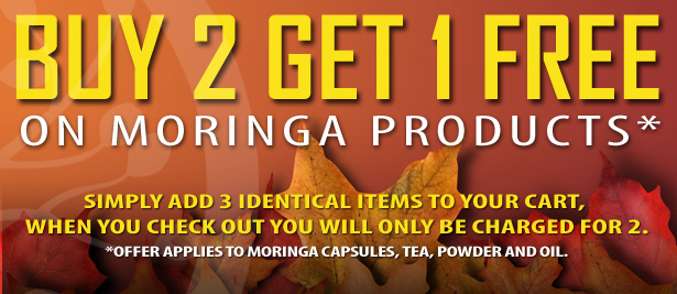 Moringa: October special