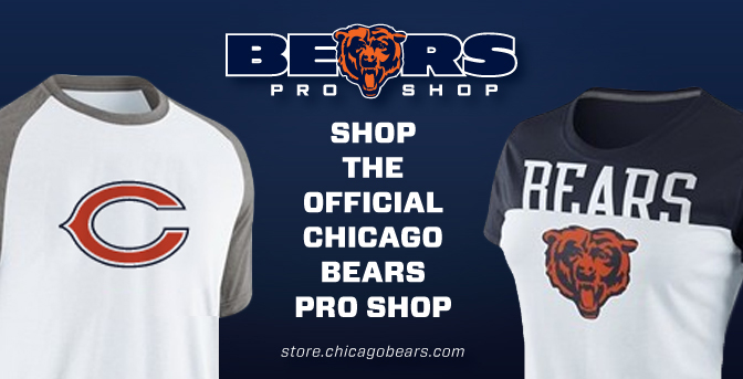 Shop the Official Chicago Bears Pro Shop