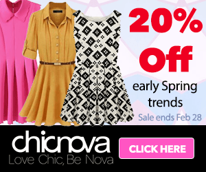 20% off spring trends