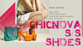look sharp! This is your amaze look-at-me spring collection from chicnova.