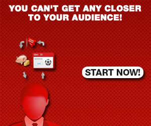 Your events in the digital calendar of your target audience. Flogs.com