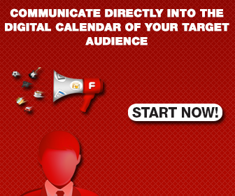 Communicate directly into the digital calendar of your target audience. Flogs.com