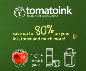 TomatoInk- discount ink and toner