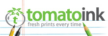 Visit TomatoInk.com to see all of our products!