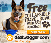 free travel dog bowl