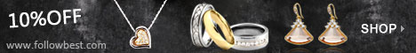 Followbest.com - Rings and Fashion Jewelry Store