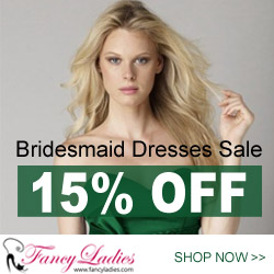 Promotion, 15% OFF on Bridesmaid Dresses Catalog