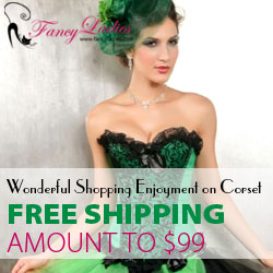 60% OFF New Arrival Sexy corsets, Free shipping on amount to $99 Purchase