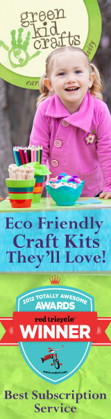 Green Kid Crafts Voted Best Subscription Service