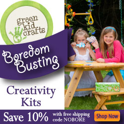 Stock up and save 10% on award winning creativity kits!