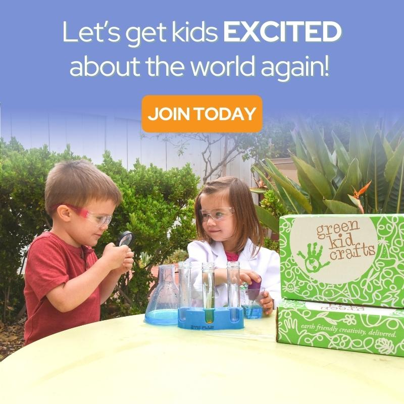 STEM Activity Box Subscription ... 50% off this month