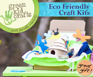 Green Kid Crafts Earth Friendly Craft Kits