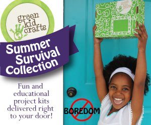 Green Kid Crafts Summer Survival Collection
