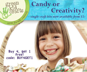 Earth Friendly Craft Kits for Easter