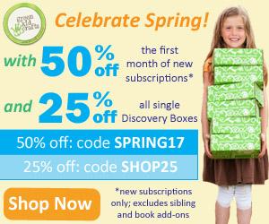 Green Kid Crafts Promo Codes