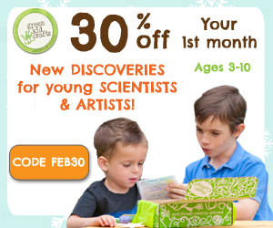 30% OFF ANY NEW GREEN KID SUBS...