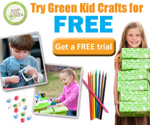 Green Kid Crafts Free Trial