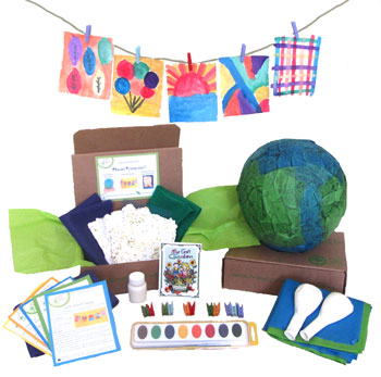 Don't miss Green Kid Crafts' Planet Protector Box! Subscribe by 4/1!