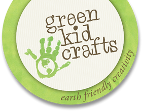 Green Kid Crafts Logo