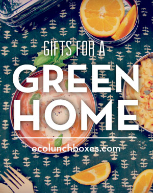 Green Gifts from ECOlunchbox