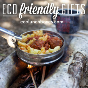 ECO-friendly gifts at ECOlunchbox