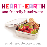 Heart The Earth: ECO-friendly lunchware by ECOlunchbox