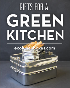 Gorgeously Green Gift Set at ECOlunchbox