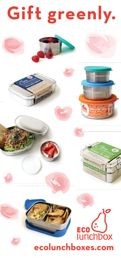 Eco lunchboxes and containers