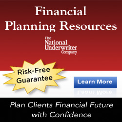 Financial Planning Resources at NationalUnderwriter.com