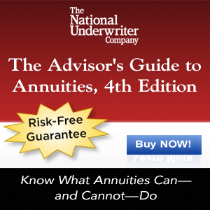 The Advisor's Guide to Annuities, 4th Edition